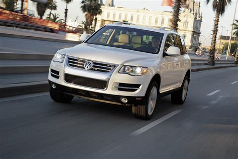 2008 Volkswagen Touareg Reviews by 2008 Volkswagen Touareg 2 Review Gallery Top Speed