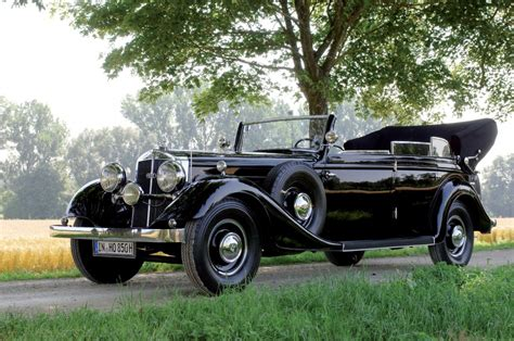 Audi Horch by Horch 850 1936 Audi Mediaservices Espa 241 A