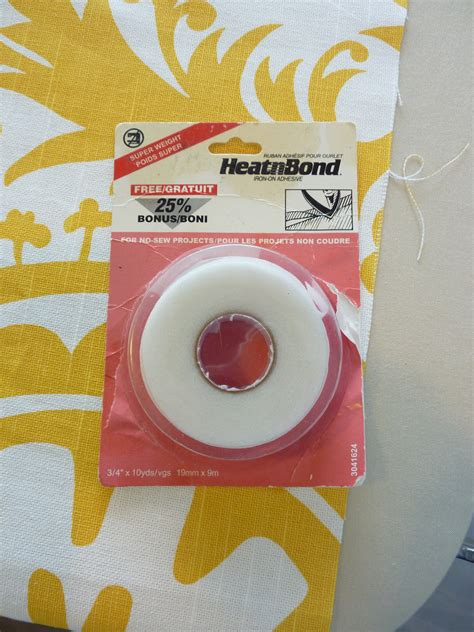 iron on tape for hemming curtains diy a no sew curtain in the laundry room the happy housie