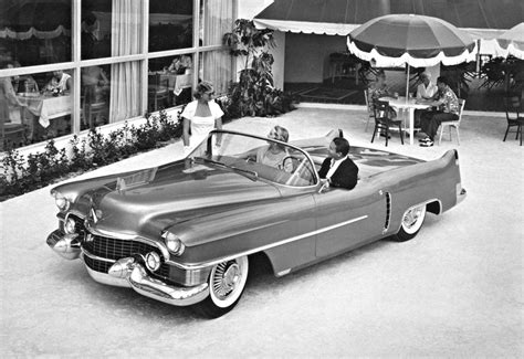 Cadillac Le Mans by 1953 Cadillac Le Mans Concept Images Photo 1953 Cadillac