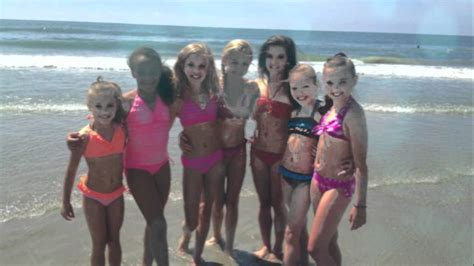 dance moms girls in bikinis a mash up of some of the dance moms songs youtube