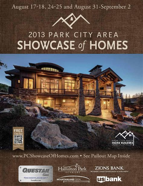 park city showcase of homes 2013 by mediaone of utah issuu