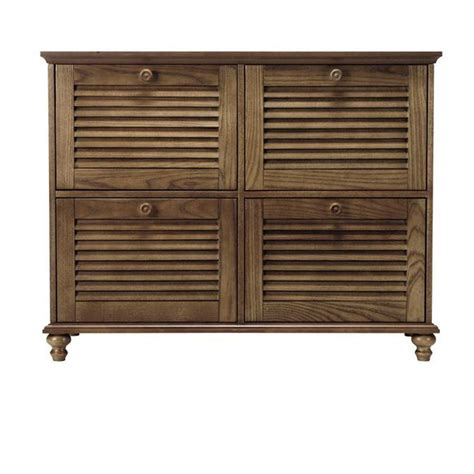 home decorators file cabinet home decorators collection shutter 4 drawer wood file
