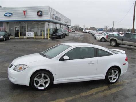 white pontiac g5 for sale used cars on buysellsearch used 2009 pontiac g5 gt for sale stock p1177 dealerrevs com dealer car ad 24753533