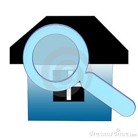 free house search search home logo royalty free stock image image 5173036
