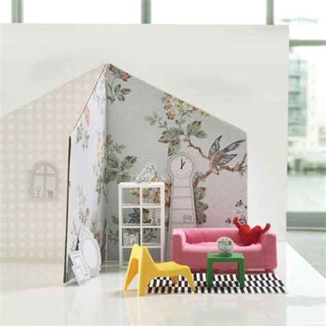 Ikea Dollhouse Furniture by Ikea Launches Mini Dollhouse Versions Of Its Iconic Furniture Designtaxi
