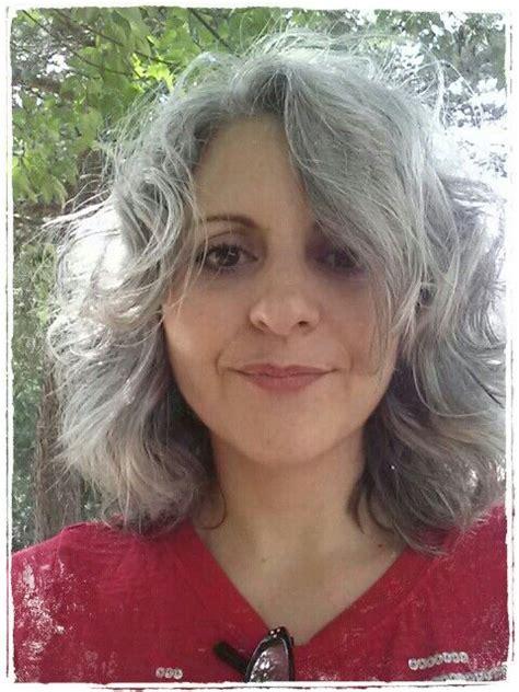 haircut for thin frizzy gray hair 90 year old wavy gray hair hair affair pinterest gray natural