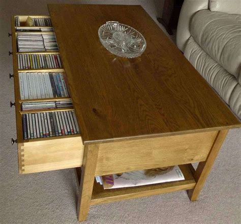 Coffee Table With Dvd Storage Best Home Design 2018 Coffee Table Dvd Storage
