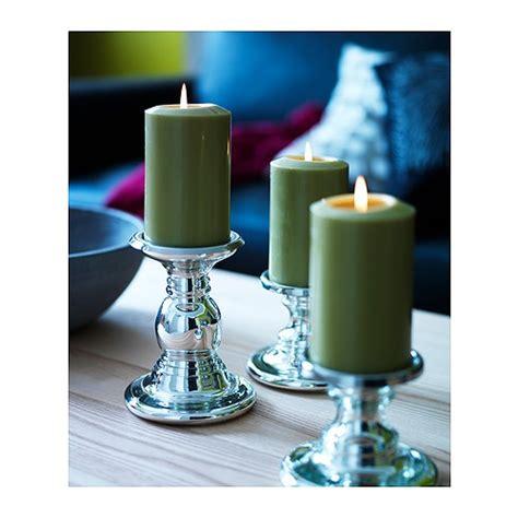kerzenständer für stumpenkerzen silber kerzenst 228 nder ikea silber bestseller shop mit top marken