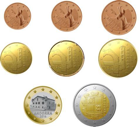 monete fior di conio divisionale andorra 2014 fior di conio fdc romacoins