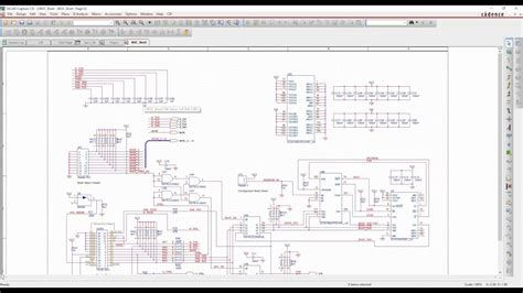 orcad layout wikipedia cadence orcad schematic capture making the circuit