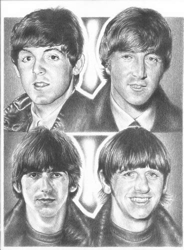 beatles sketch  paintingvalleycom explore