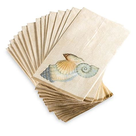 disposable guest towels for bathroom seychelles disposable buffet guest towels by croscill set