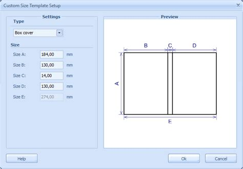 box template generator web help creating a new document with the