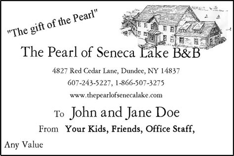 seneca lake bed and breakfast the pearl of seneca lake bed and breakfast photo tour