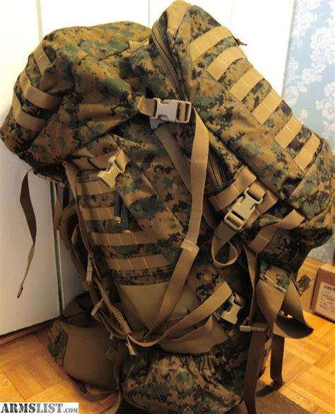 usmc pack for sale armslist for sale usmc ilbe pack and assault pack 70