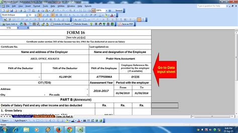 income tax hra exemption and house loan you can claim both hra and home loan benefits with automated form 16 part a and b