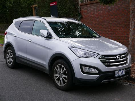 Hyundai Derniers Modèles hyundai santa fe wikip 233 dia