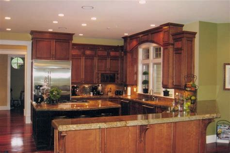 Kitchen Design Course Golf Course Home Traditional Kitchen Seattle By