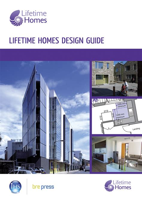 housing design guidelines centre for accessible environments cae 187 lifetime homes