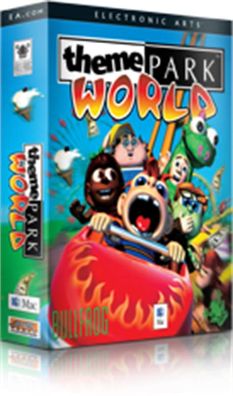 theme park world download full version theme park world pc free download full