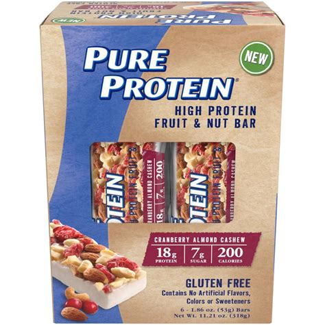 power through the day high protein cookbook 50 novel high protein recipes books protein 174 fruit nut bar cranberry