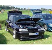 Opel Vectra A Tuning 22  Cars