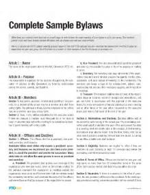 nonprofit bylaws template free free non profit bylaws template forms fillable