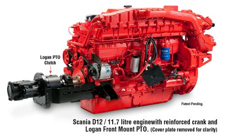 scania d12 and d13 marine engines