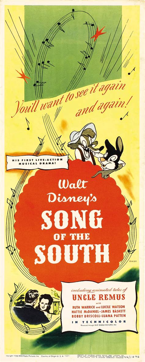 song of song of the south