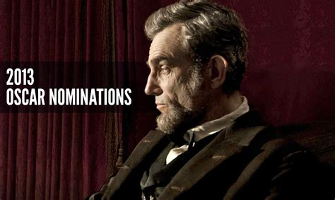 film oscar nominations 2013 the 2013 oscar nominations have been announced movies