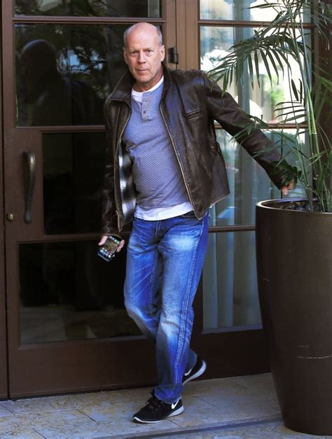 Is Bruce Willis Going Out With by Bruce Willis Photos Photos Bruce Willis Out And About In