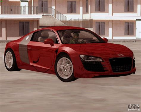 Audi Produktion by Audi R8 Production Para Gta San Andreas