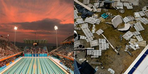 olympic venues what olympics venues look like today abandoned olympic venues