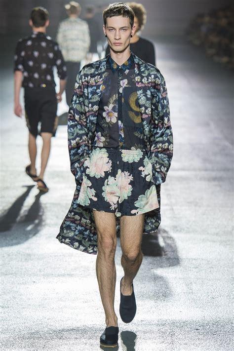 dries van noten menswear collections spring summer 2014 dries van noten