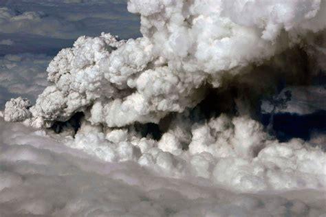 Landscape Environment Definition Eyjafjallajokull Active Iceland Volcano