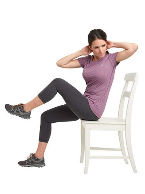 couch crunches strengthen your whole body in 10 minutes sfgate