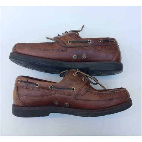 timberland boat shoes on feet timberland timberland slip on loafer boat shoe 2 eye men