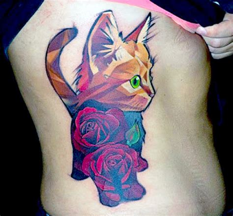 cat tattoo montreal 65 amazing cat tattoo designs band of cats
