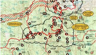arizona mines map arizona gold maps arizona gold panning arizona gold