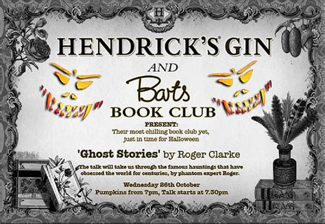history book club cancel membership the cocktail ghost stories cocktails at barts
