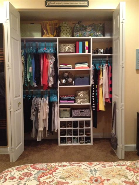 closet organizing closet organization want to make my youngest daughters
