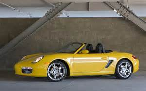 Porsche Boxster 2008 2008 Porsche Boxster S Widescreen Car Wallpapers