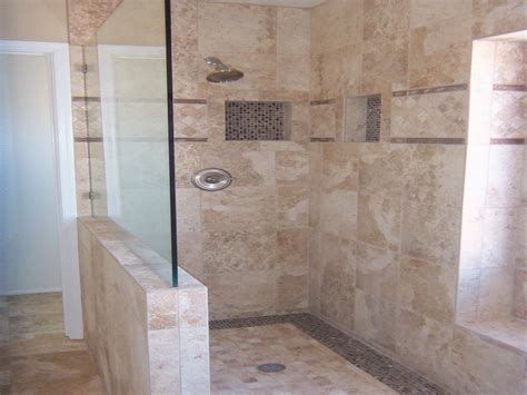 ceramic tile bathroom designs 26 amazing pictures of ceramic or porcelain tile for shower