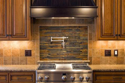 Photos Of Backsplashes In Kitchens 40 Striking Tile Kitchen Backsplash Ideas Pictures
