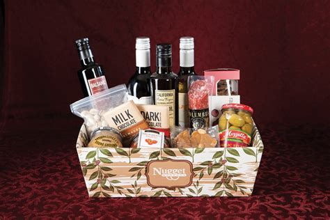fresh market christmas gifts gift baskets nugget markets daily dish