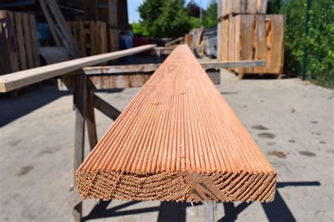 Douglasie Bodendielen by Forst Und Holz Dienstleistungen Terrasse Terrassendeck