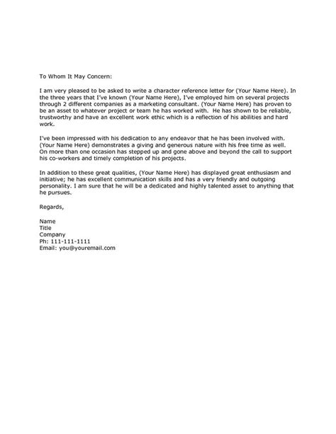 best ideas of recommendation letter for an employee template for 8