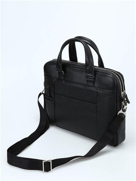 borse da ufficio piquadro borsa da ufficio in pelle a grana piquadro borse da