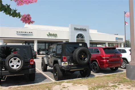 Fayetteville Nc Jeep Dealer Hendrick Chrysler Jeep Car Dealership In Fayetteville Nc